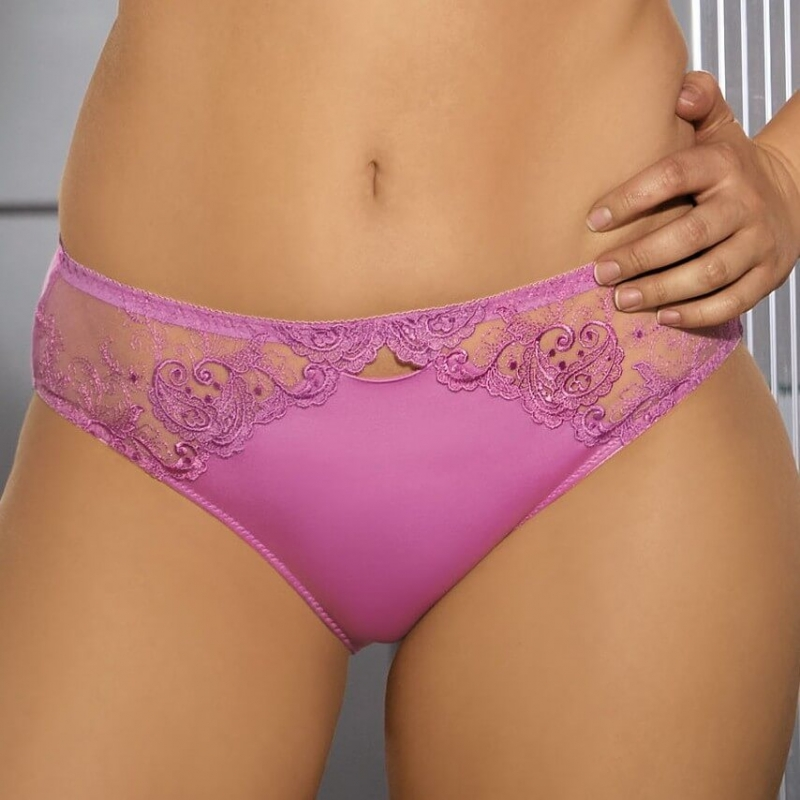 Pink Bikini Panties 28