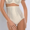 High Waist Briefs Light Cream - Ti Amo