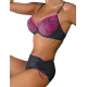 HARRIET Large Size Two Piece Swimsuit