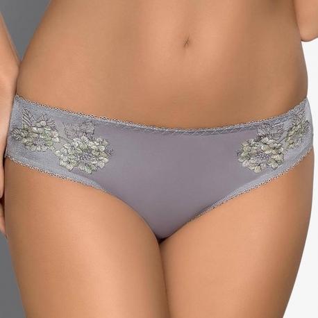 Solange Grey Bikini Panties