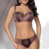 Cheri Mocha Sleek Bikini Panties
