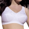 Zofia - Beige No Underwire Full Coverage Bra
