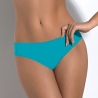 Sheer Cheeky Panties Blue - Curacao