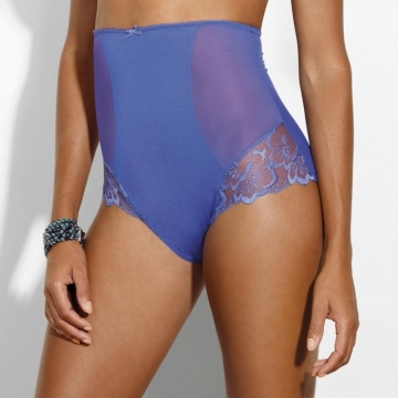 So Special - Blue High Waist Slimming Brief