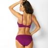 Tutti Frutti - Purple Sheer Balconette Bra