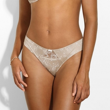 Bikini Panties Frappe - Light Beige Bikini Panties