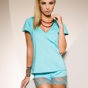 Pacific Opal - Turquoise 2 Piece Night Set
