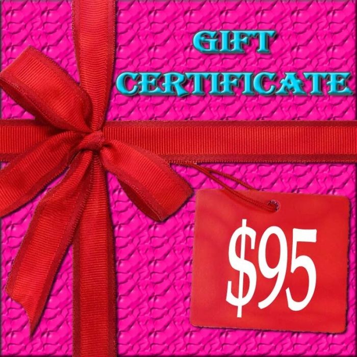 $95 Lacy Hint :: Gift Certificate