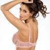 Pink Wink - Pink Sheer Balconette Bra