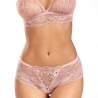 Pink Wink - Pink Lace Hipster Panties