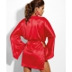 Si - Red Ultra Soft Wide Sleeve Robe