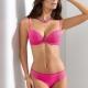 Litchi - Pink Lace Push up Bra