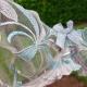 Satin Sky - Light Beige Sheer Balconette Bra