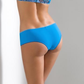 Acai - Blue Sheer Bikini Panties