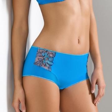 Panties Acai - Blue Sheer Bikini maxi