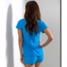 Acai - Blue 2 Piece Pajama Set