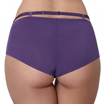Bikini Panties Miami Vibe Purple - Sheer Bikini Panties