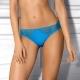 Madison - Blue Sheer Bikini: L
