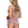 Lavender - Lilac See Through Pajama