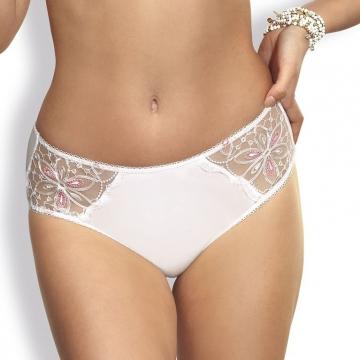 Candy - White Bikini Maxi