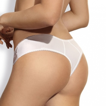 Candy - White Sheer Thongs