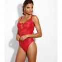 Si - Lace Bodysuit: M, L