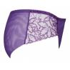 Figue - Purple Mesh Bikini Panties