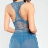 Wish - Blue Lace Nightie
