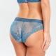 Wish - Blue Mesh Panties