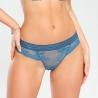 Wish - Blue Mesh Thongs