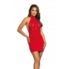 Red Bodycon Dress - Queen of The Night 6