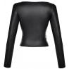 Black Long Sleeve Top - 9