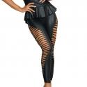 Black Leggings - Queen of the Night 10
