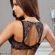 Opera - Lace Mesh Balconette Bra