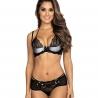 Malaga Loca 5 - Silver Black Lace Bra