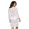 Hot Sevilla White - Mesh Robe