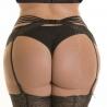Sexy Plus Line 2 - Black Garter Belt