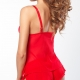 In Love - Red Night Set Top