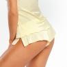 Joy - Yellow Lace Night Shorts