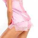Kiss - Pink Lace Night Shorts
