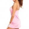 Kiss - Pink Lace Babydoll