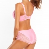 Kiss - Pink Lace Maxi Brief