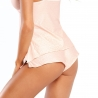 Smile - Peach Lace Night Shorts