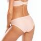 Smile - Peach Lace Panties