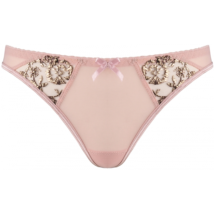 Summer Love 1 - Pink Sheer Thongs A