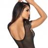Summer Love 5 - Black Sheer Bodysuit
