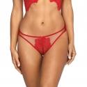Summer Love 8 - Red Sheer Thongs