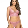 Summer Love 10 - Pink Lace Thongs