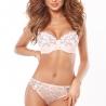 Miss - Pink Sheer Lace Bikini