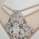 Tiffany - Light Beige Mesh Thongs